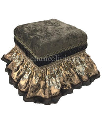 Foot_stool-brown-croc-gold-silver-velvet-beads-reilly_chance_collection
