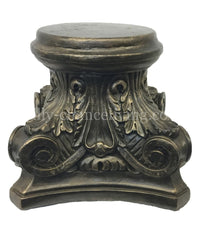 Decorative Candle Base  8x 8 x 8.5
