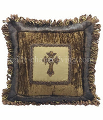 Luxury-accent_pillow-square-chocolate_brown_velvet-cross-reilly_chance_collection_grande