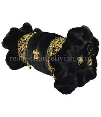 Luxury_Accent_pillow-high_end_accent_pillow-decorative_throw_pillows-black_and_gold_pillows-bolster_pillows-leopard_pillow-reilly_chance