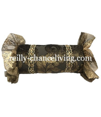 Luxury_Accent_pillow-high_end_accent_pillow-decorative_throw_pillows-chocolate_brown_pillows-ruffled_pillow_with_jewels-old_world_decor-bolster_pillow-beautiful_pillows--reilly_chance