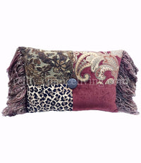 Autumn Chenille Rectangle Accent Pillow 20x14
