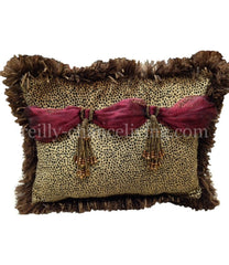 Luxury_accent_pillow-rectangle-velvet_cheetah-red-beads-reilly_chance_collection