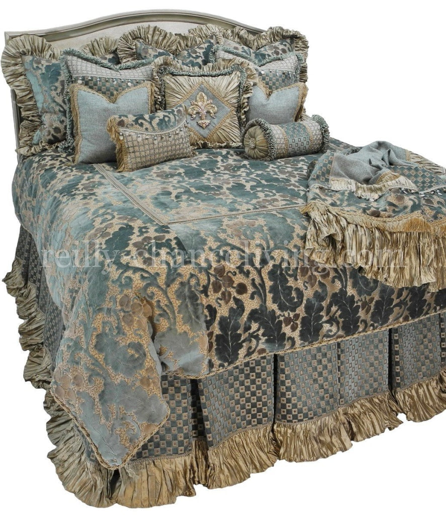 Paradise Luxury Bedding Reilly Chance Collection