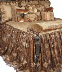 Champagne Old World Bedding