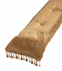 Champagne Decorative Bedding Pillow