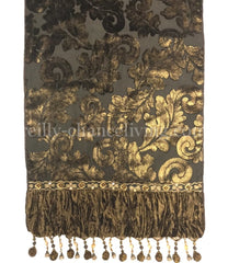 Luxury_table_runner-chocolate_brown_table_runner-old_world_table_runner-designer_table_runner-opulent_table_runner-dining_table_runner-reilly_chance