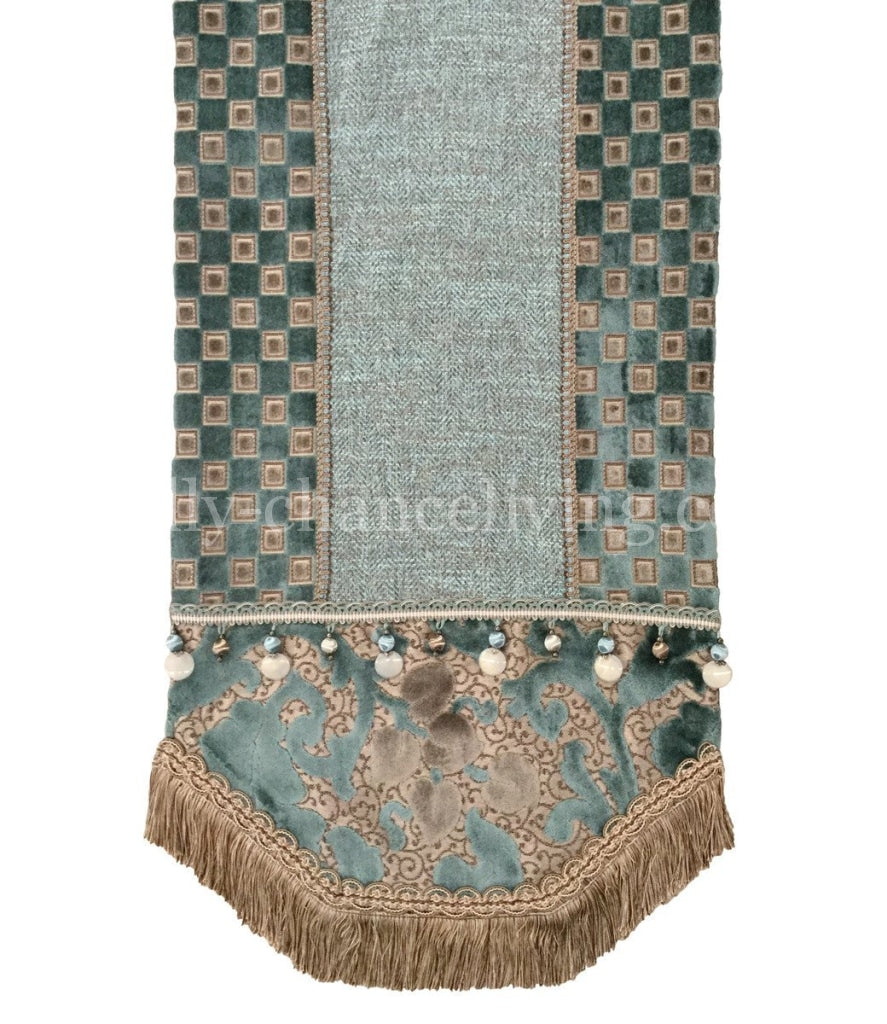 Luxury_table_runner-decorative_table_runner-blue-taupe-cut_velvet-reilly_chance_collection_grande