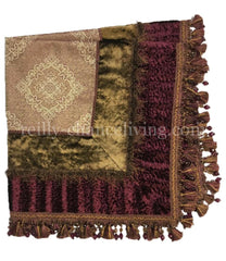 Luxury_table_square-bronze_velvet-fushcia_chenille-tassel_fro_inge-old_world_decor-reilly_chance_collection_grande