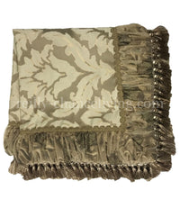 Opulent Table Throw Monarch