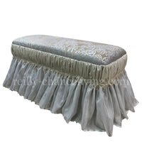 Luxury Upholstered Bench Empress