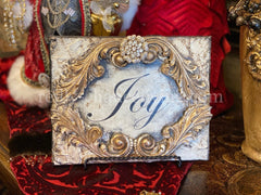 Michelle Butler Joy Plaque