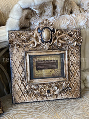 Michelle_Butler_table_top_frames-hand_made_picture_frames-old_world_picture_frames-decorative_picture_frames-heirloom_picture_frames-reilly_chance