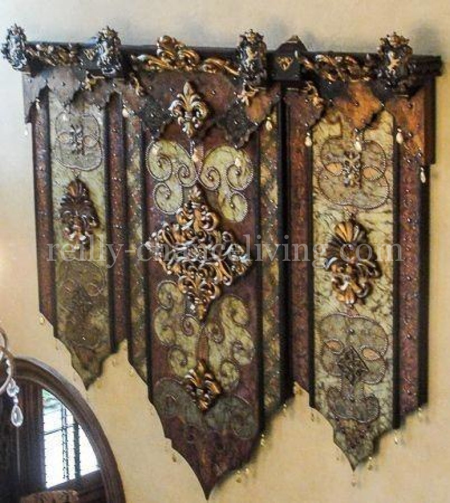 Old World Dimensional Wall Art Reilly-Chance Home Decor Retail Store Offerings
