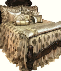 Opulent Bedding Monarch Collection