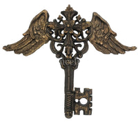 Angel Wing Key Wall Decor