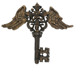 Angel Wing Key Wall Decor Home