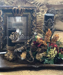 Old_world_decor-designer_florals-Crown_art-crown_photo_frame-reilly_chance