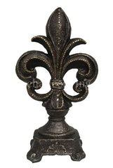 Old_world_style_decor-table_top_fleur_de_lis_sculptures-fleur_de_lis_with_crystals-french_country_style-tablescapes-reilly_chance