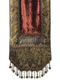 Old World Table Runner Brussels II