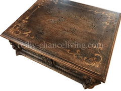 Palacio_coffee_table-Peruvian_Home_furnishings-Peruvian_hand_crafted_palace_coffee_table-bonita_furniture-Italian_renaissance_furniture-Old_world_decor-reilly_chance