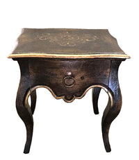 Peruvian Renaissance Hand Crafted Nightstand FREE SHIPPING