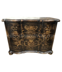 Grandeur Peruvian Hand Crafted Nightstand  FREE SHIPPING
