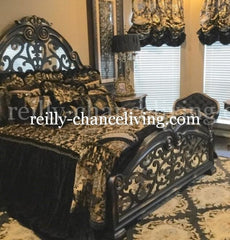 Raquel_Peruvian_bed-Peruvian_Home_furnishings_Raquel_Hand_painted_Wood_bed-Angelique_mirrored_bed-bonita_furniture-Luxury_bedding_sets-old_world_furniture-reilly