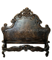 Renaissance__Peruvian_bed-Peruvian_Home_furnishings-caldonia_bed-Peruvian_Handpainted_marqueza_bed-Hacienda_style_furniture-Old_world_bedroom_furniture-reilly_chance