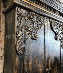 Renaissance_armoire-Peruvian_Home_furnishings_Handpainted_Wood_furniture-bonita_furniture-Hacienda_style_furniture-italian_renaissance_furniture-Old_world_renaissance_armoires-Old_world_furniture-reilly_chance
