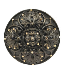Round_drapery_medallion-jeweled_drapery_medallion-Curtain_hardware-reilly_chance_collection