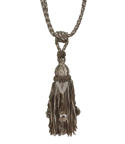 Jeweled Tassel Tie Back
