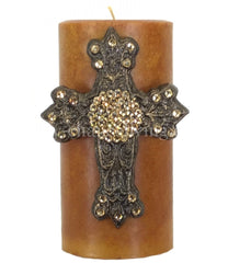 Triple_scented_candle-3x6-gold-vetyver-bronze_cross-crystals-sir_olivers-reilly_chance_collection_grande
