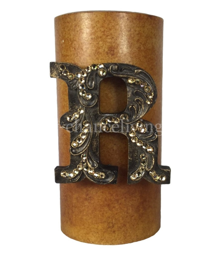 Triple_scented_candle-3x6-swarovski_jeweled_initial-sir_olivers-reilly_chance_collection