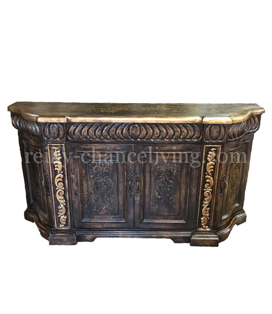 Vasco_buffet-_Peruvian_buffet-Peruvian_Home_furnishings_Handpainted_Wood_Buffets--bonita_furniture-Hacienda_style_furniture-italian_renaissance_furniture-Old_world_decor-Old_world_furniture-reilly_chance