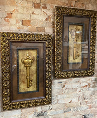 Visser Art Framed Keys