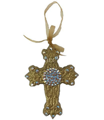 Christmas Ornament Jeweled Celtic Cross Ornaments