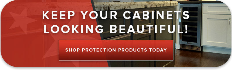 Kitchen Cabinet Protector