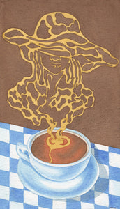 Fine Art Print - Black Coffee V