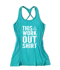 This is my workout shirt funy gym shirt -X 422