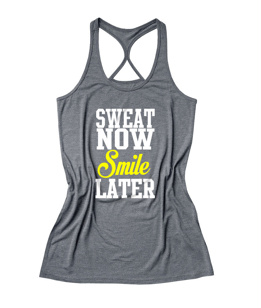 Sweat now smile later Women