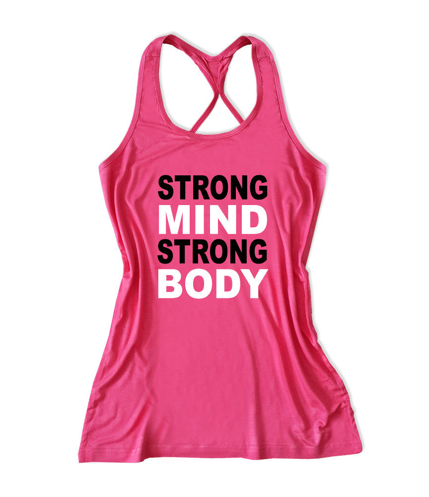Strong mind strong body Women
