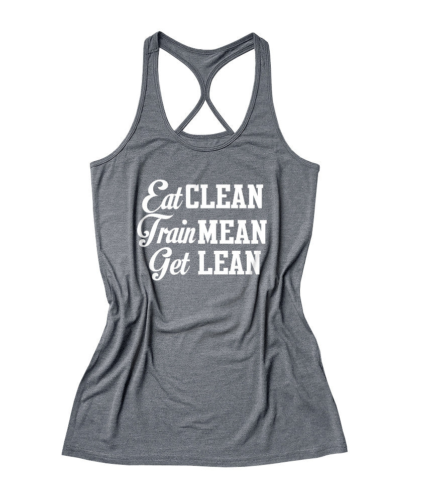 Eat clean train mean get lean Women