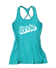 Lucky bride Women's Bridal Tank Top -X 842