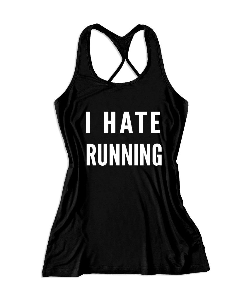 I hate running Women