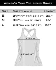 Sweating for the wedding Women's Bridal Tank Top -X 156
