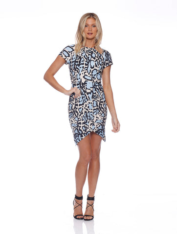 Gia Cutout Mini Dress