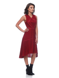 Isabelle High Low Hem Dress