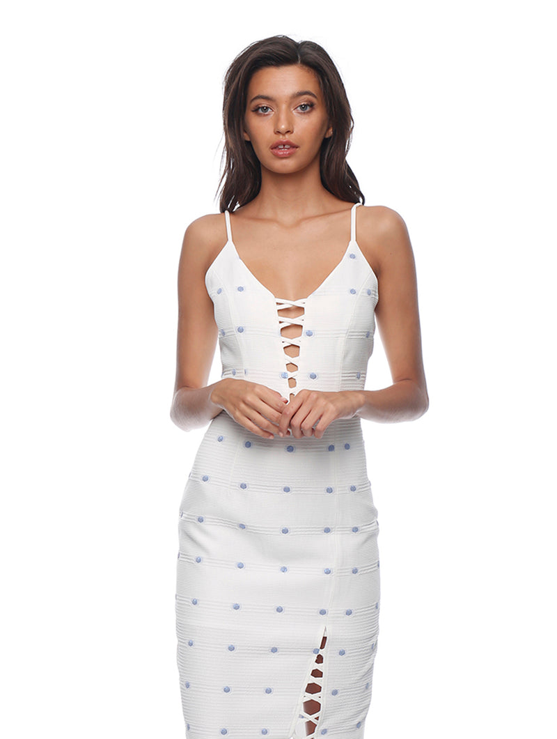 Gigi Split Dress
