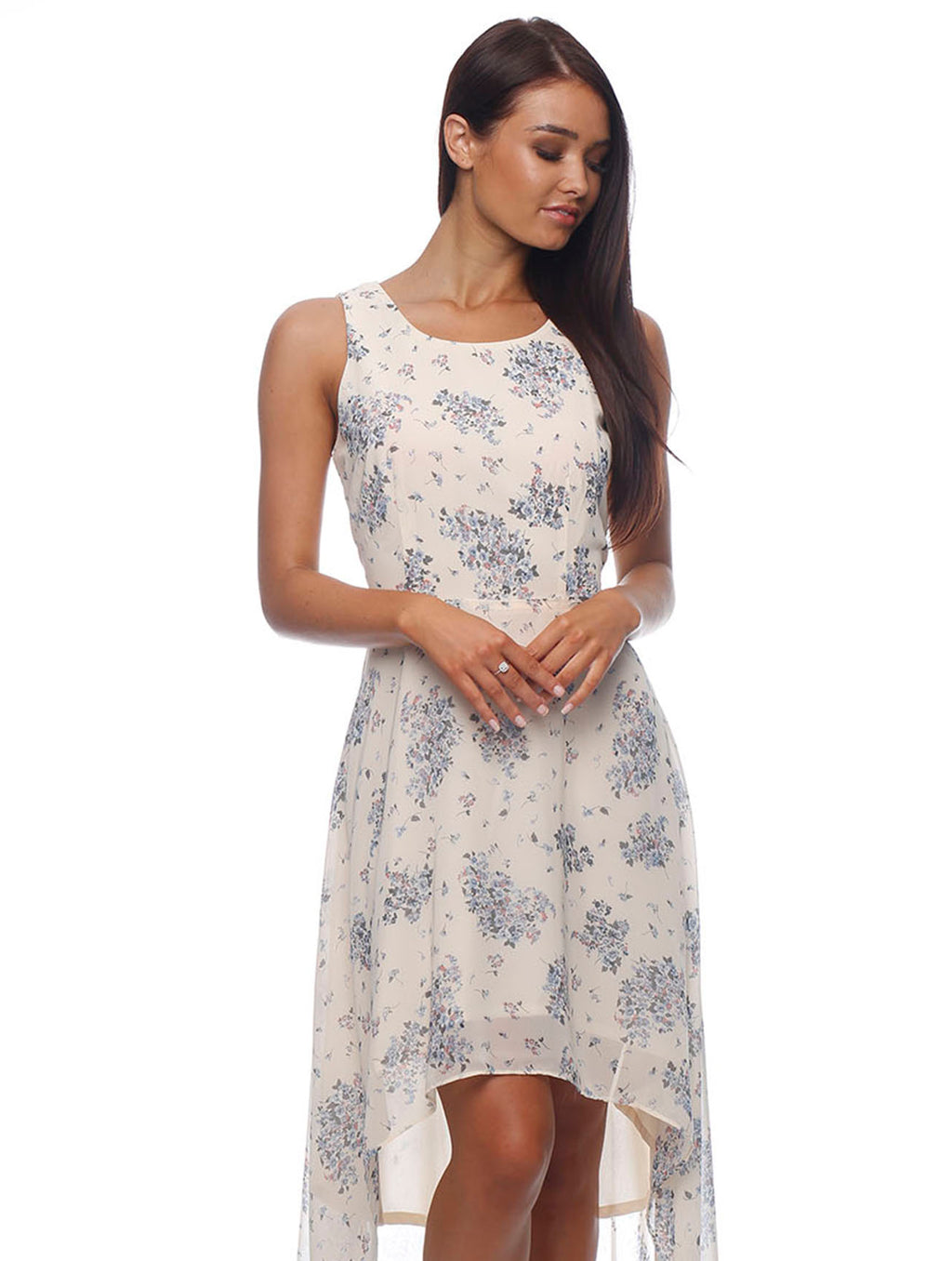 Florence High Low Dress